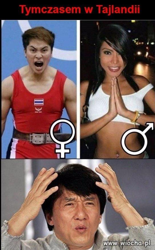 Tymczasem w Tajlandii