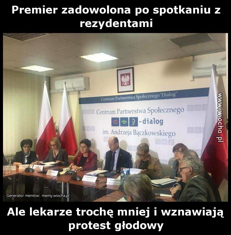 """""""przez8 lat Polki i Polacy"""",ale lekarze tego nie kupili"""