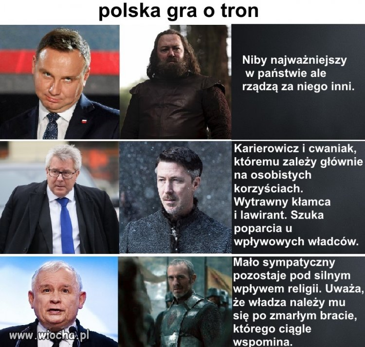 Polska gra o tron