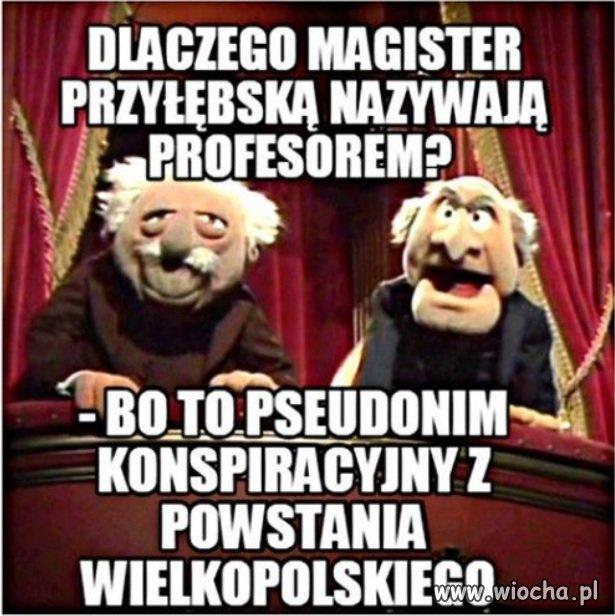 Nadany przez naczelnika Jarosława Kaczyńskiego.