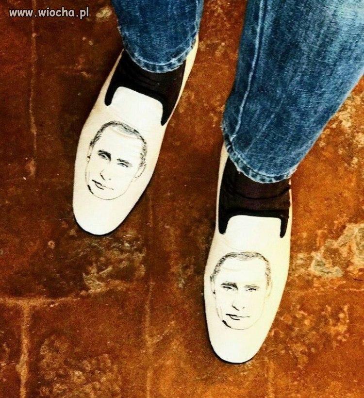 Nowe wzory rosyjskiego obuwia