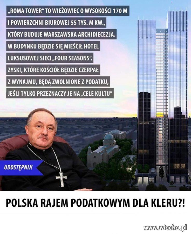 Takie kieckowe biznesy to tylko w Polsce ...