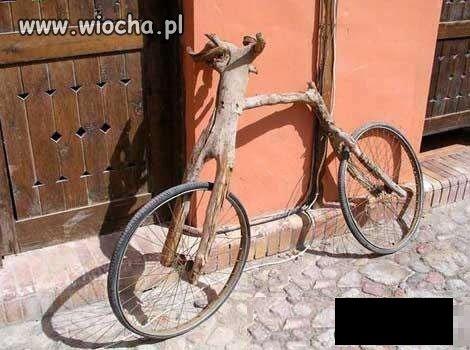 Rower z I Komuni