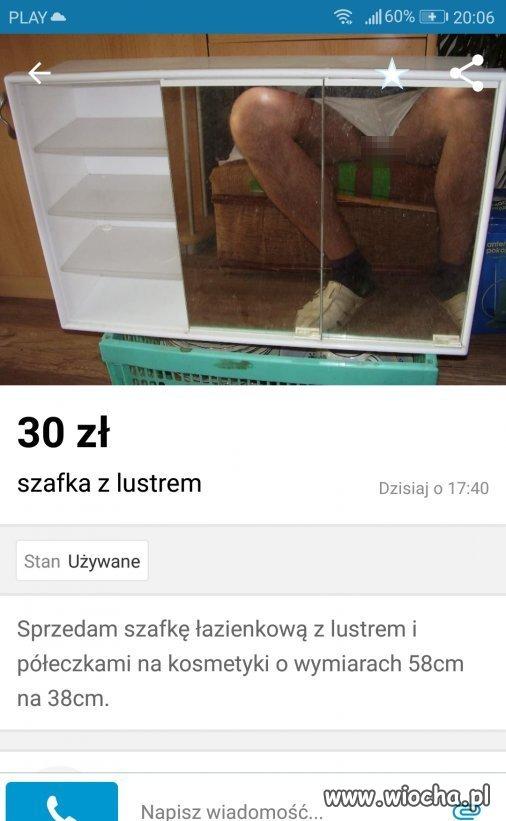 Jajowata szafka... Janusz olxa