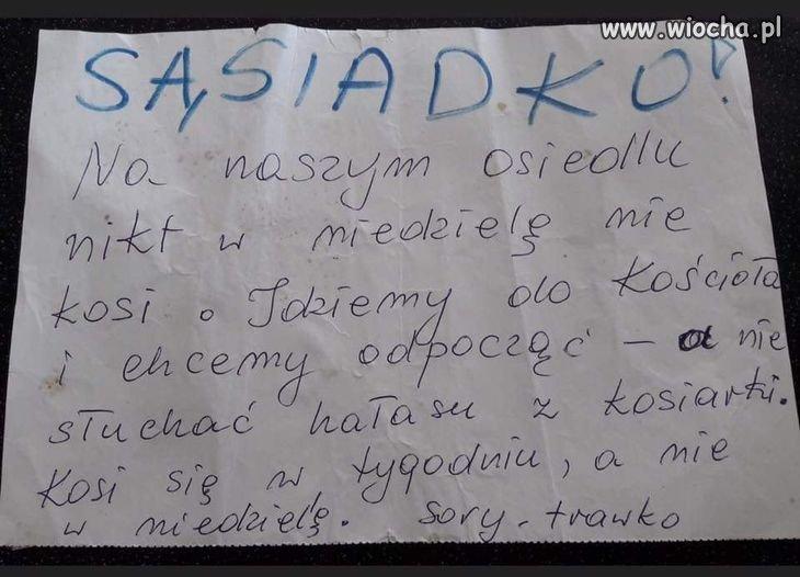 """sory trawko"""