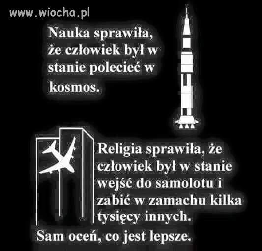 Nauka kontra religia