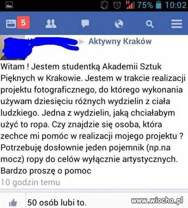 """""""Sztuka"""" nowoczesna w ASP."""