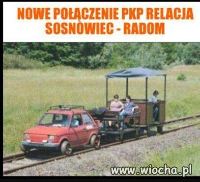 Nowa linia PKP