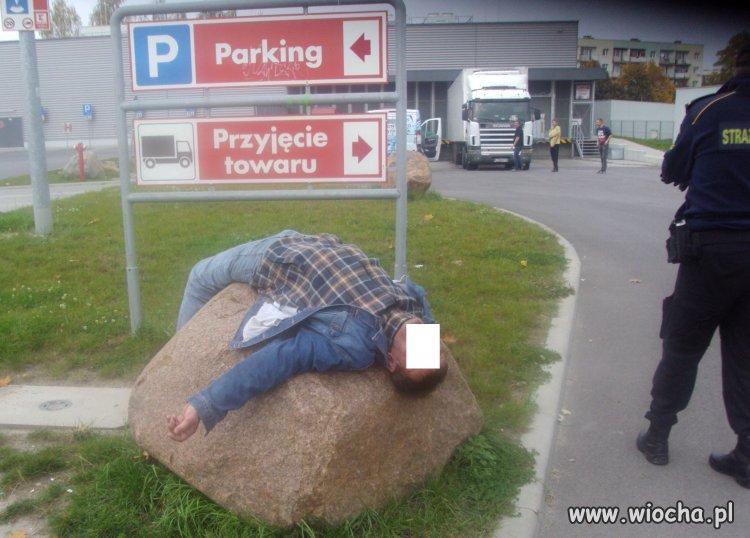 Wyczerpany zakupami