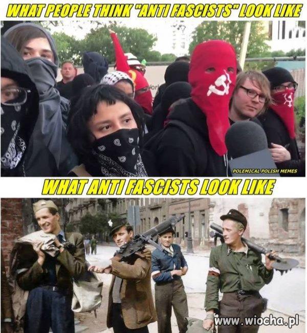 What antifascists really look like
