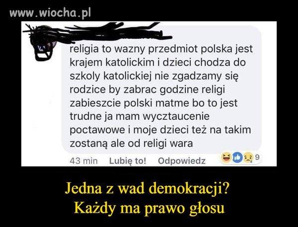 Wykształcona patologia.