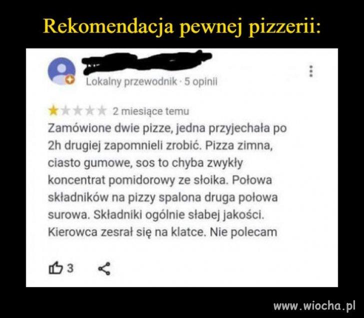 Historia pewnej pizzy