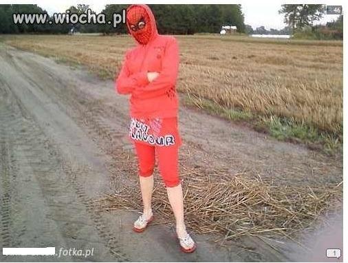 Spider Man.