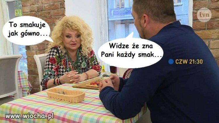 Magda zna każdy smak