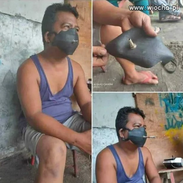 Domowa maseczka dla palaczy