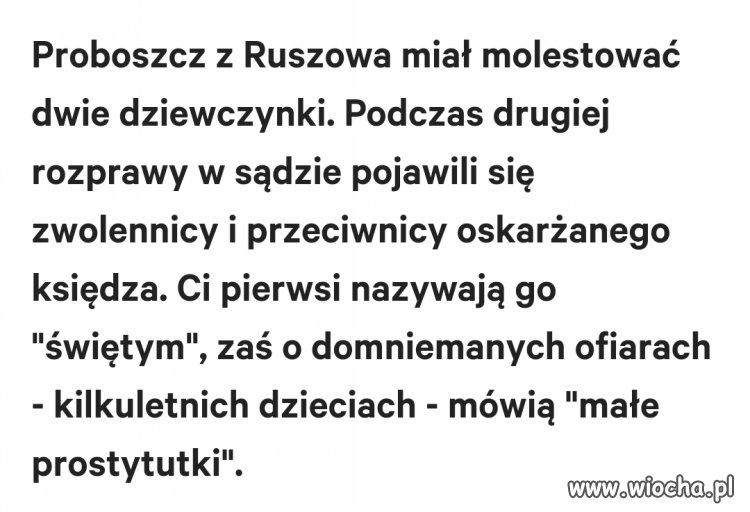 Polska - kraj kilkuletnich prostytutek.