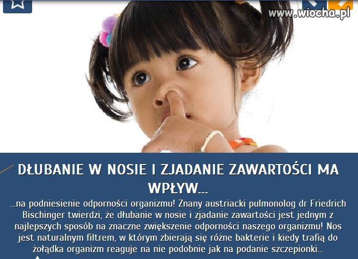 Podobno w Polsce brakuje szczepionek
