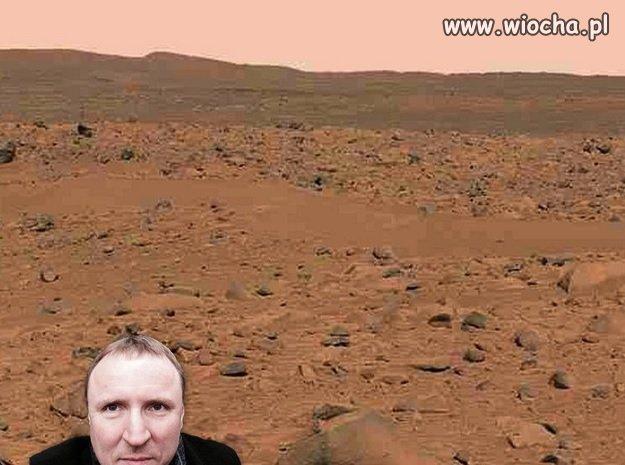Są pierwsze zdjęcia z Marsa