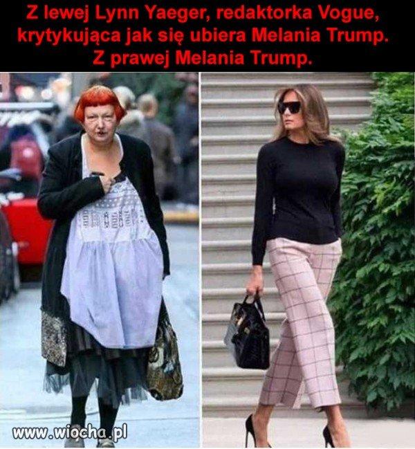Lynn vs Melania