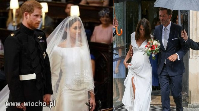 Królewskie śluby za nami
