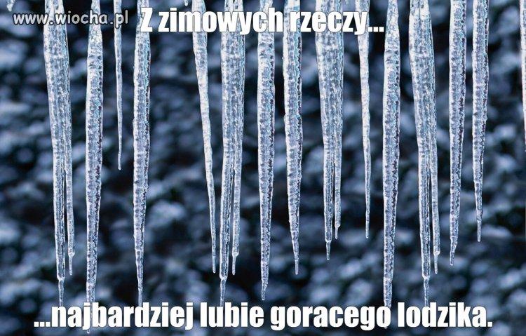Zima?