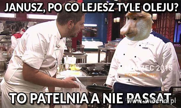 Janusz!