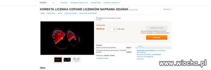 c1e550a6fd Znalezione na allegro - wiocha.pl absurd 1479381