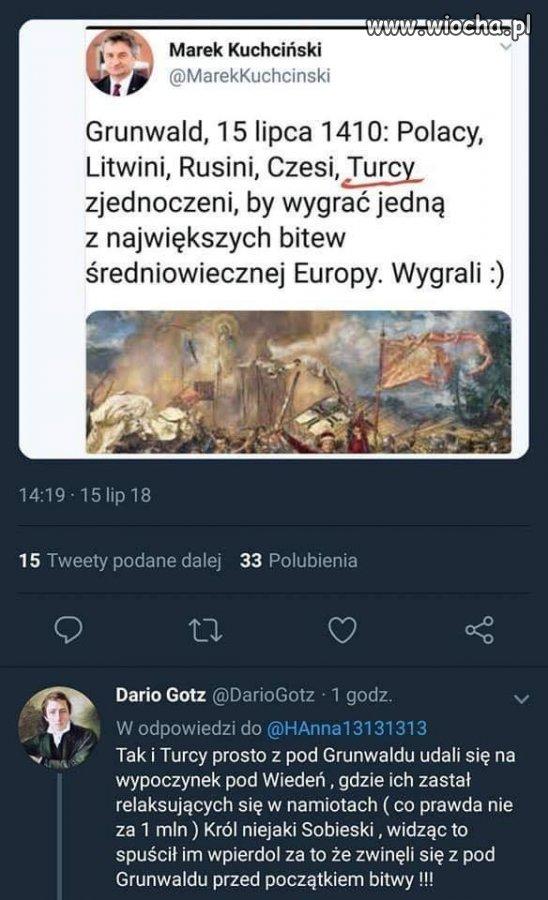 Dyplomowany historyk...?