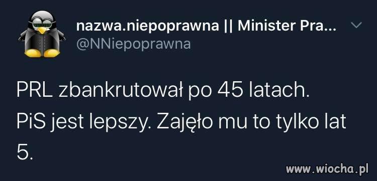 Obiecywali ... Polska w ruinie