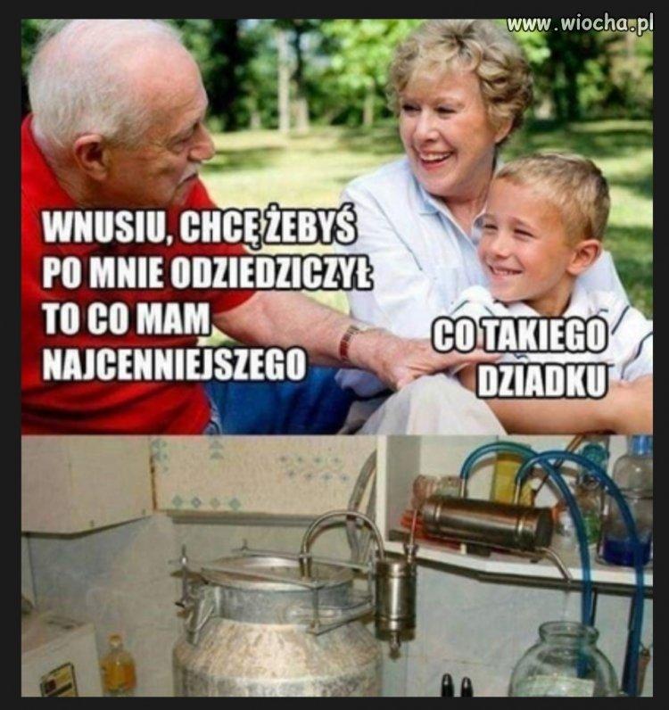 Spadek po dziadku