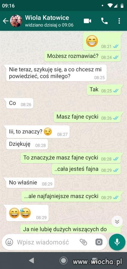 Elegancka rozmowa