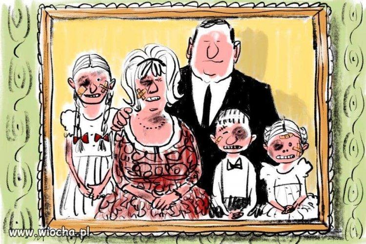 Portret polskiej rodziny