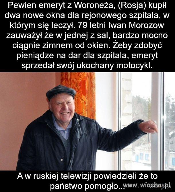 W Polsce to by była zasługa prezesa