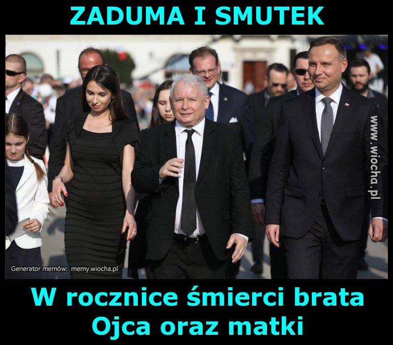 ZADUMA I SMUTEK