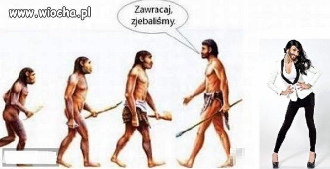 Porażka ewolucji