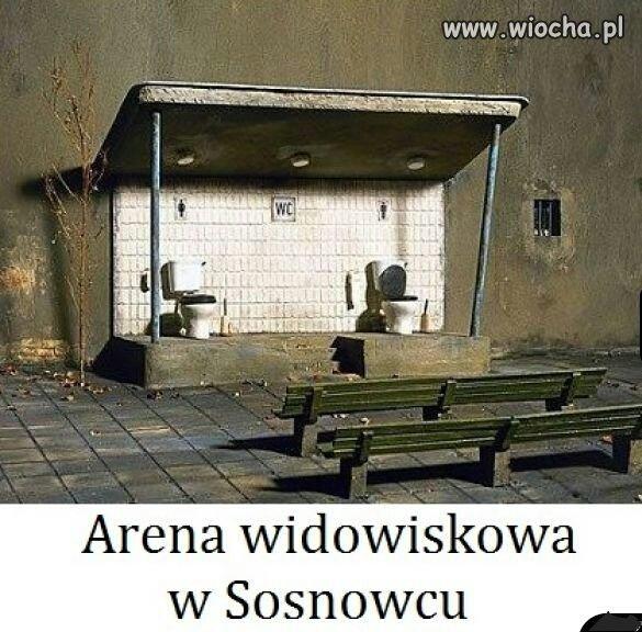 Arena widowiskowa