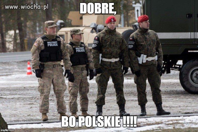 Wzmacnianie flanki NATO