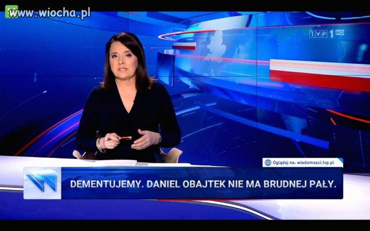 TVP dementuje