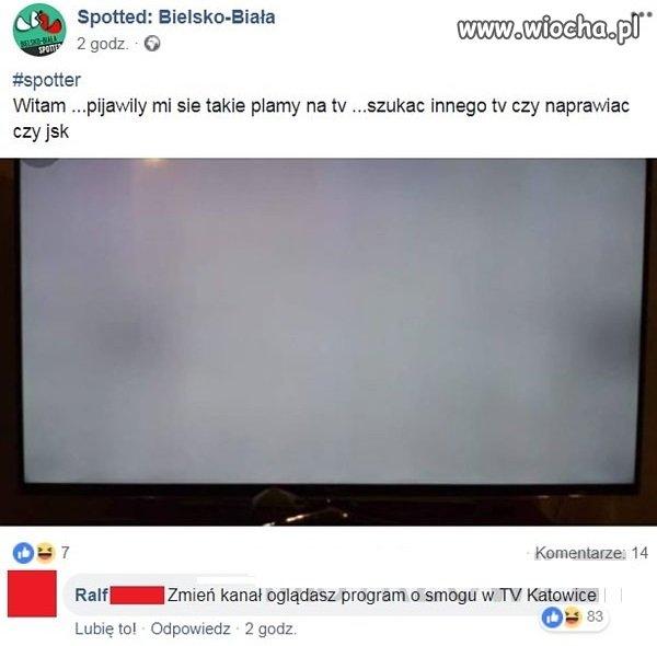 Zmień kanał