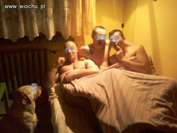 łóżko dla gejów