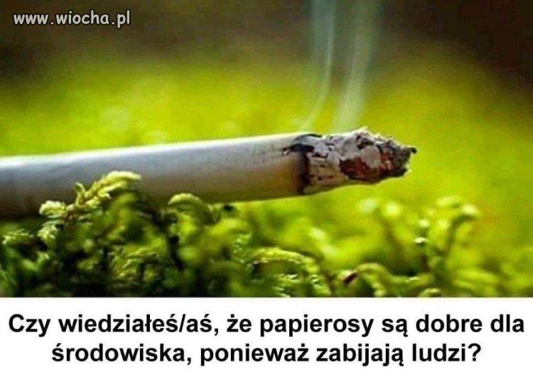 Dobry papierosek