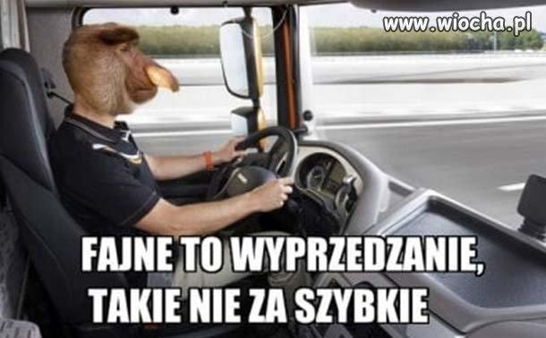Janusz na autostradzie