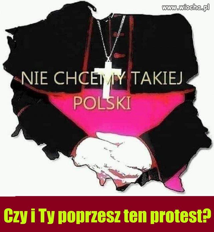 Poprzyj protest