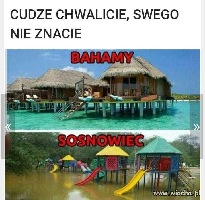 Polska niedoceniana.