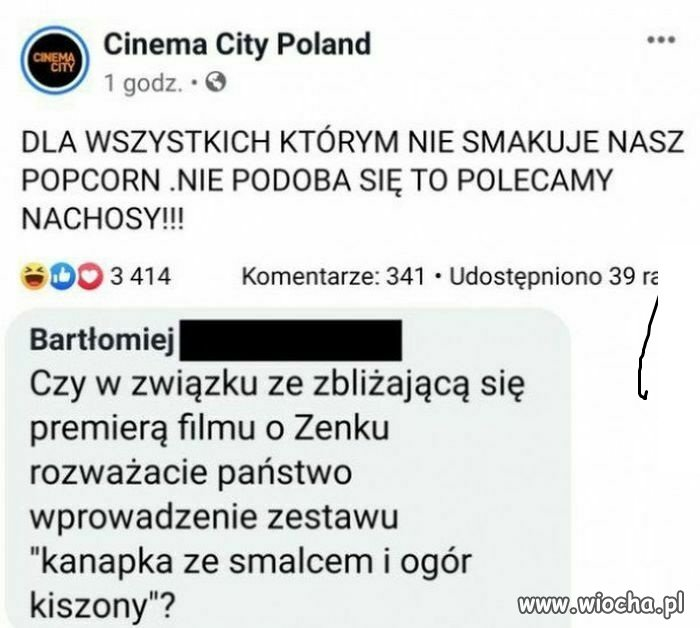 Bo Zenek jest nasz - polski