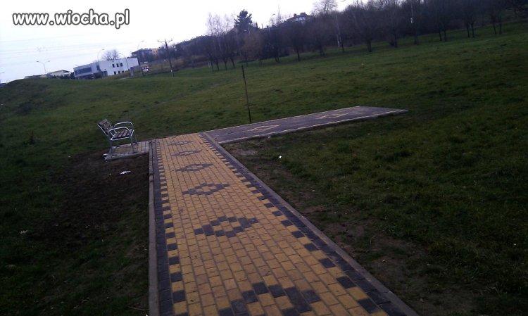 Rekreacyjny park w stolicy innowacji