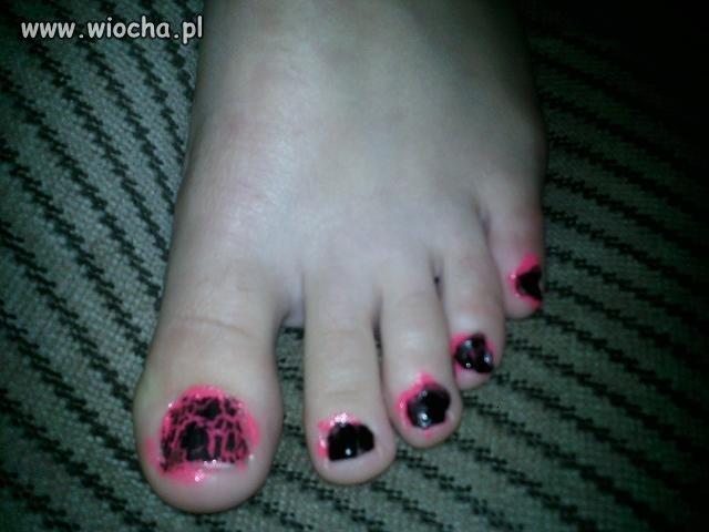 Super pomalowane paznokcie!