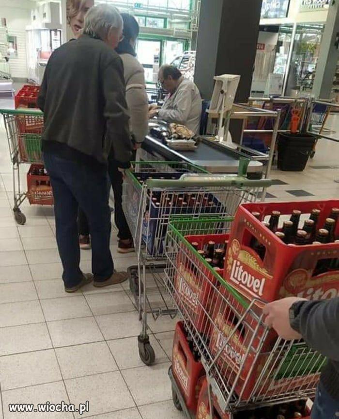 Piwo na kwarantanne to rozumiem