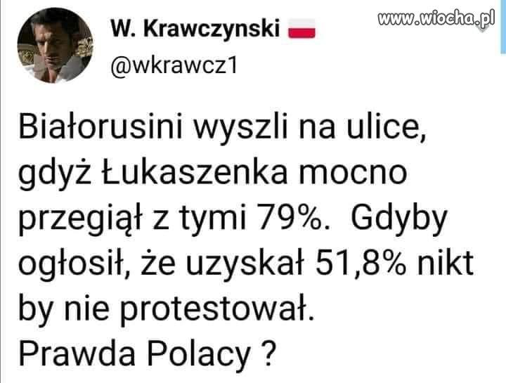 Prawda Polacy?