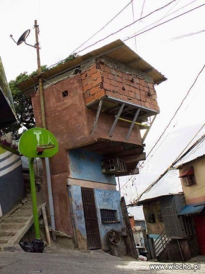 Takie cuda architektury